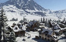 War Thunder Adds New Alpine Map