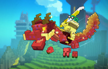 Lunar New Year Dragon Arrives To Trove