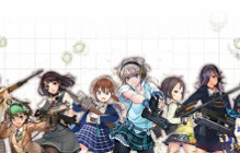 Japanese Strategy Game 'Shooting Girl' Coming West