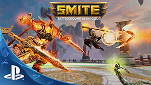 SMITE PS4 Alpha Access Giveaway (North America)