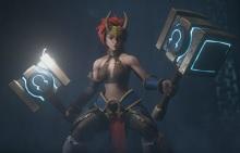 Bloodline Champions Devs Announce Arena Battler Battlerite