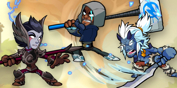 Brawlhalla Patch Season 1