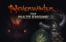 Neverwinter: The Maze Engine Giveaway