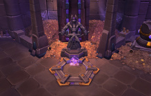 """Heroes Of The Storm Introduces Single Lane Map """"Lost Cavern"""""""