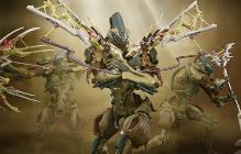 Sands Of Inaros Hits Warframe PC