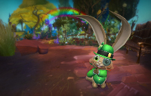 WildStar Offers Limited Time St. Patrick's Day Goodies In Its Store