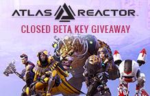 Atlas Reactor Closed Beta Key Giveaway