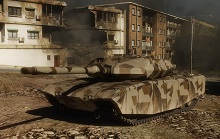 Armored Warfare Leopard 2A7-140