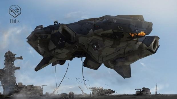 Dreadnought Hero Ship Outis