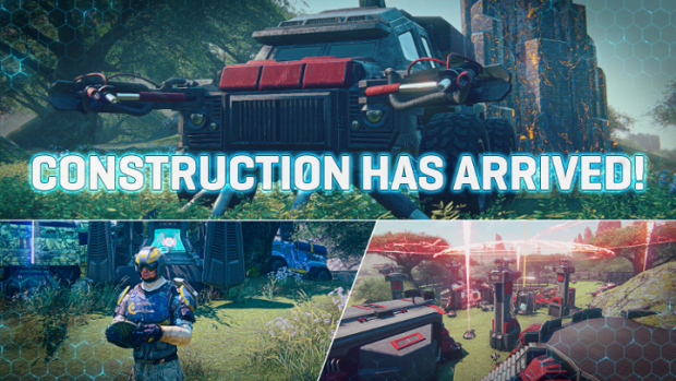 Planetside 2 Construction