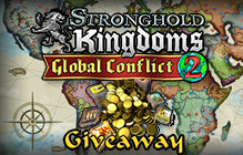 Stronghold Kingdoms Global Conflict 2 Packs Giveaway