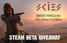 The Skies Steam Early Access Code Giveaway