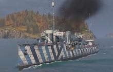 Warships Russian Destroyer