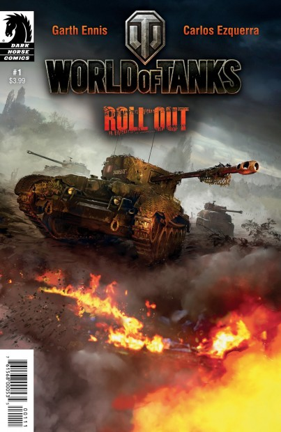 World of Tanks Roll Out Ennis