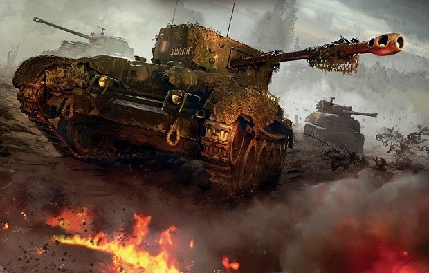 World of Tanks Roll Out Ennis header