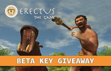 Erectus the Game Closed Beta Access Giveaway