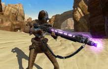 "SWTOR Introduces ""Weapon Tuning"" Customization"