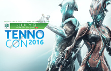 """Warframe To Hold """"TennoCon"""" Convention July 9"""