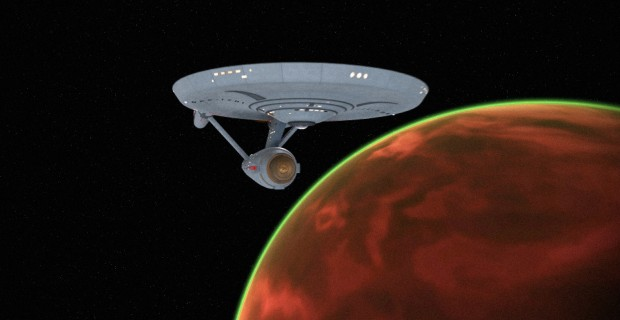 Star Trek Online Celebrates The 50th Anniversary Of The Franchise With Agents Of Yesterday