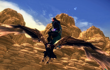 Swordsman Shows Off High-Flying Falconer Class Coming In Lone Wanderer Expansion