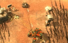 Crowdfunded Game Mech Wars Releases Free Demo