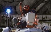 Paragon Trailer Introduces New Ranger Hero, GRIM.exe