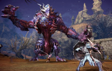 See 12 Minutes Of TERA On A PS4 Pro