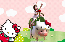 TERA Unleashes A New Batch Of Hello Kitty Shop Items