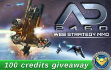 AD2460 Credit Giveaway