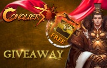 Conquer Online Giveaway-219 - 140