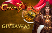 Conquer Online Anniversary Gift Pack Giveaway