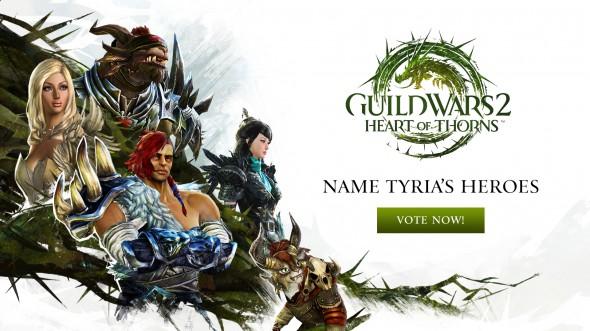 GW2 Heroes Vote
