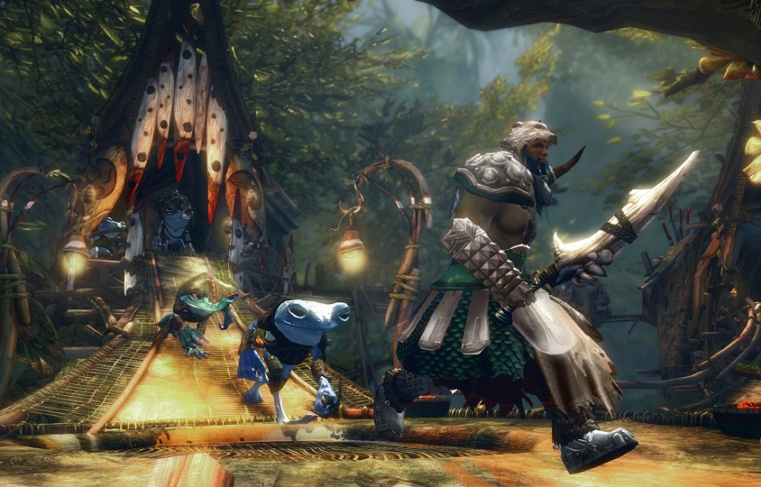 "Leaked GW2 Article Hints At Next Update Coming ""End Of The Summer"""