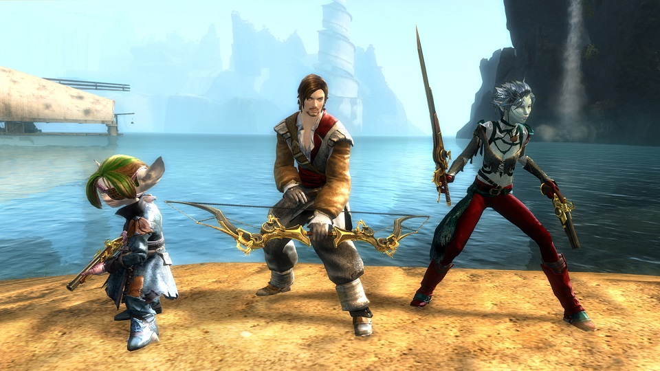 Guild Wars 2 Rankles Players With Cash Shop Skins, WvW Purchase Options