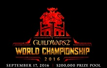 Guild Wars 2 Announces 2016 PvP World Championships In September