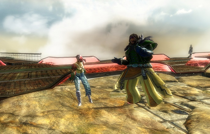 Guild Wars 2 Fans Organize In-Game Pride March Across Tyria