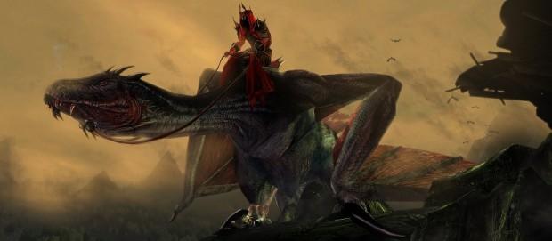 LOTRO Throne of the Dread Terror