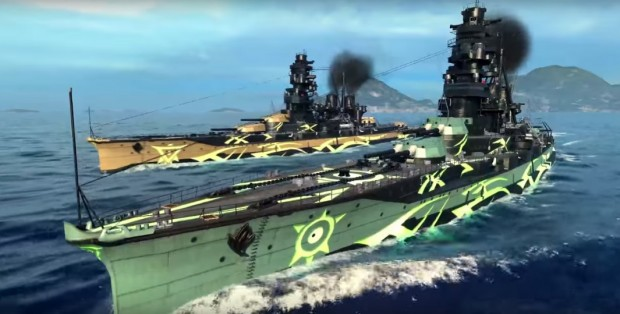 Warships Arpeggio