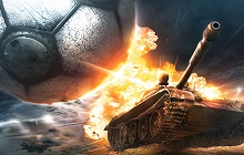 Tank Football Kicks Off In World of Tanks June 10