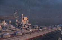World of Warships 0.5.7 Update Intensifies Weather And Reworks Upgrades
