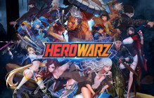 HeroWarz Open Beta Test Goes Live