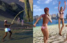 Summer Comes To Trion's Games
