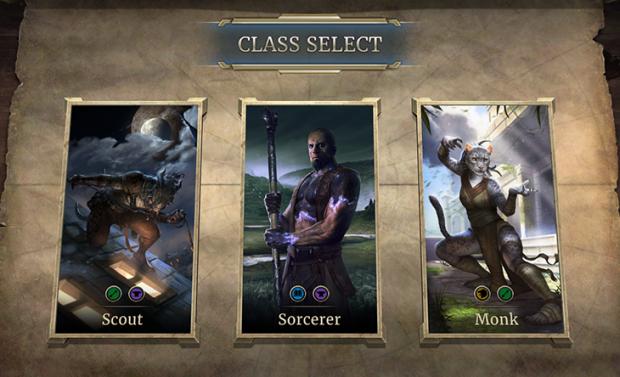 Elder Scrolls Legends class