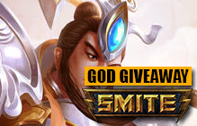 SMITE Multi-God Giveaway (PC Only)
