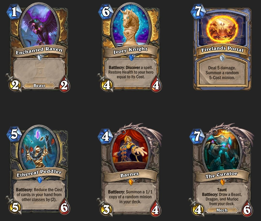 Hearthstone: Hearthstone's Next Adventure Is A Wild, One-Night Party In
