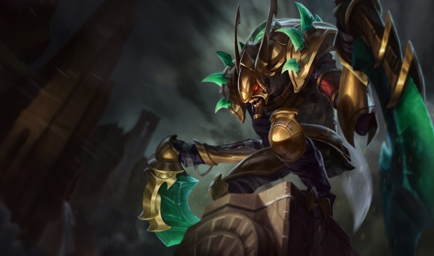 Legue Khazix