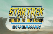 Star Trek Online Agents of Yesterday Giveaway