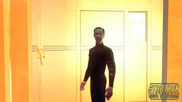 Star Trek Agents of Yesterday Daniels