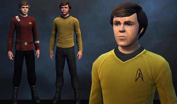 Star Trek Online Chekov