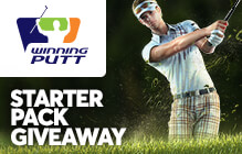 Winning Putt Starter Pack Giveaway